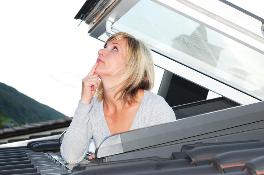 Dachfenster putzen, aber wie?