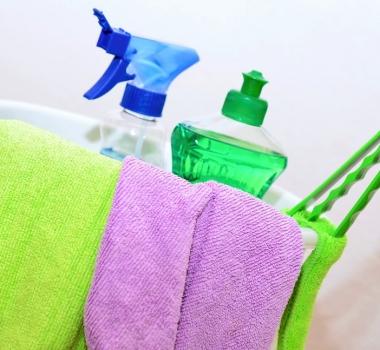 Dusche reinigen – aber richtig